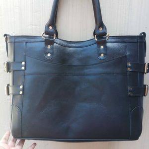 Handbags - Convertible Leather Purse